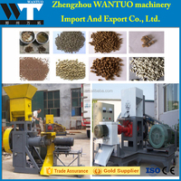 Automatic High quality Float Fish feed Pelleting machine