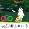 2015 Pet Rubber Flying Disc Dog Toys