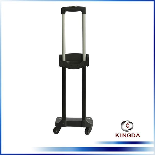 KINGDA cheap fashion bag luggage telescopic single trolley handle
