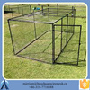 Outdoor Lucky Dog 6x10-foot Galvanized wire kennel
