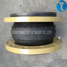 EPDM Single Ball Flexible Rubber Joint for pipe connection
