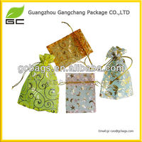 wholesale custom free sample joker herbal-incense ak-47 spice potpourri organza bag