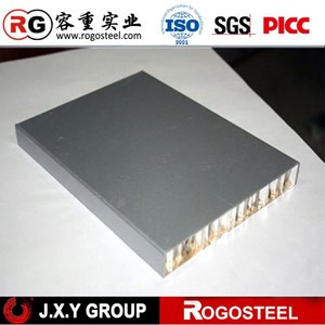 aluminum honeycomb composite panel 10mm 15mm 20mm