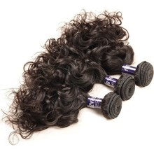2016 Free Shipping Three Bundles 16inch Water Wave Popular Style Virgin Remy Unprocessed Wholesale Braiding Hair