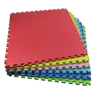 Customized waterproof EVA no smell safe foam mats for babies