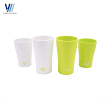 Wholesale reusable plastic drinking water cup