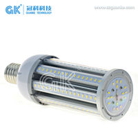 Outdoor SAMSUNG 110lm/w CE UL IP64 PF0.95 360 Degree 12w-125w smd 3528 led corn lamp