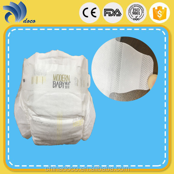 Hot Sexy Baby Diaper Wholesale With Soft Dry Surface