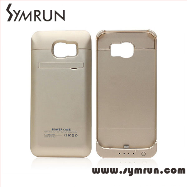 Series Power box External Battery For Samung S6 4200mah Power Bank case