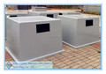 FRP underground battery cabinet / battery cupboard/ fiberglass lead-acid battery packs