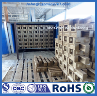 widely used fireproof casting steel brick