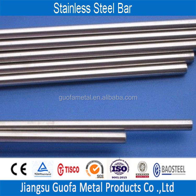 Dia 6mm 8mm SS 309S Stainless Steel Round Rod With ASTM Standard