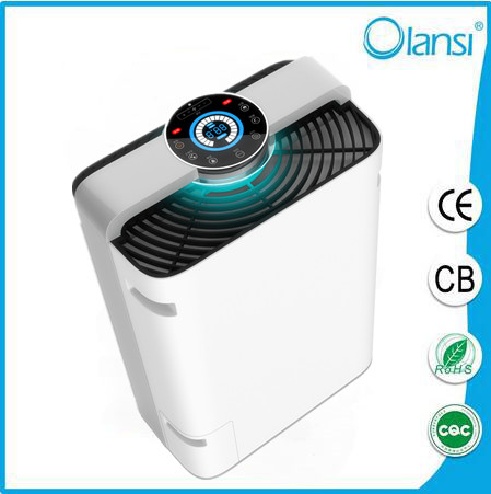 2017 Newest OLS-K08A Haze Purifiers Intelligent Household air cleaner 99.9% BAD SMELL