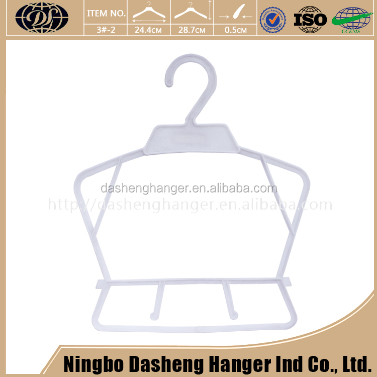Packing As Customer's Request Home Furniture Plastic Hanger