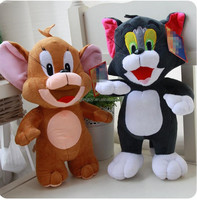 Hot selling in the world market Lovely Stuffed Tom and Jerry Plush Toys for Kids