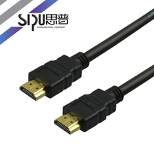 SIPU factory price importers 1m 30AWG-24AWG gold connects ccs hdmi cable 1.4