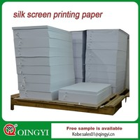 QingYi heat transfer printing paper for screen printing