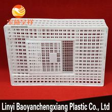 cheap plastic chicken cage pigeon transportation cage