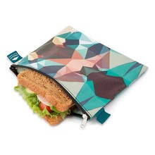 Reusable Sandwich and Snack Bag