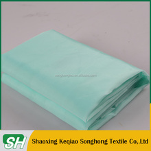 Factory supplier woven 210T taffeta lining fabric for making garment or clothes