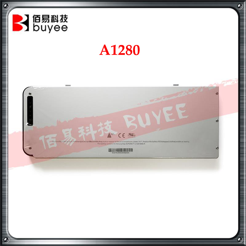 "Original Laptop Battery A1280 10.8v 45Wh for Apple MacBook Pro 13.3"" A1278 2008 Battery"