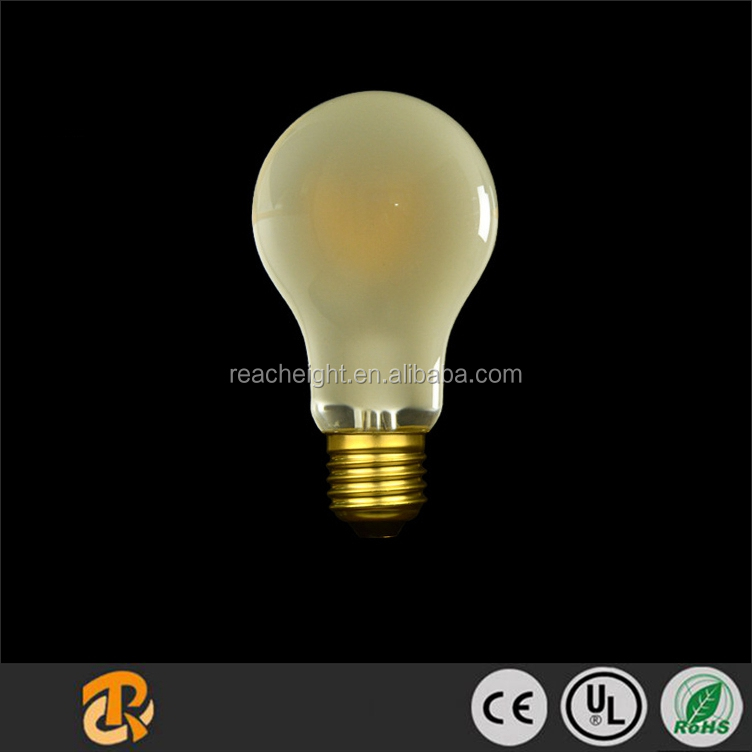 Dimmable A19 Warm LED Light Bulb for Energy Saving