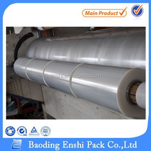 LLDPE Material and Moisture Proof Feature LLDPE China stretch film