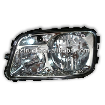 Excellent quality Mercedes Benz truck parts, Mercedes Benz truck body parts, Mercedes Benz truck head lamp 9438201661 9438201761
