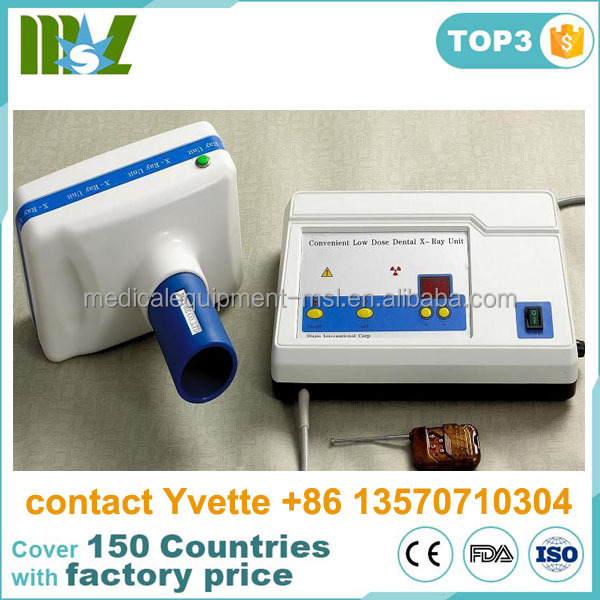 Factory Price Portable Dental X ray machine, dental x ray machine price MSLK01