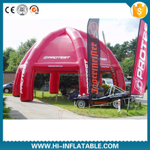 customized inflatable party tent for sale