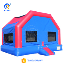 PVC Adult Inflatable Bounce House,Inflatable bouncer slide combo,Colorful inflatable bounce house