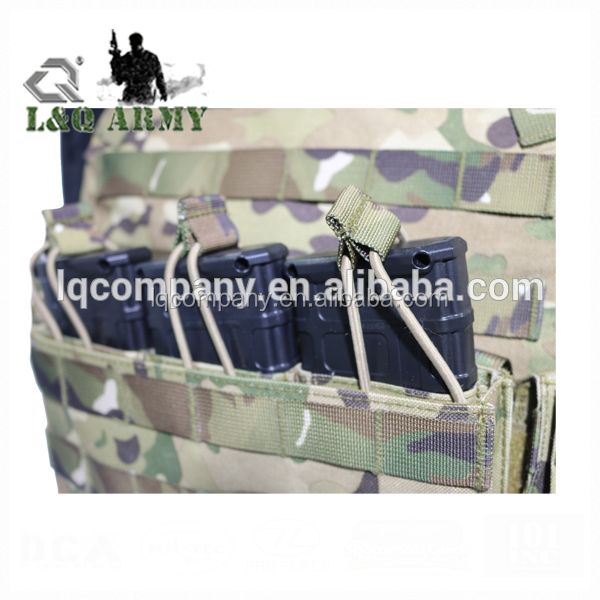 Military Molle Tactical Vest Comfortable Army Vest