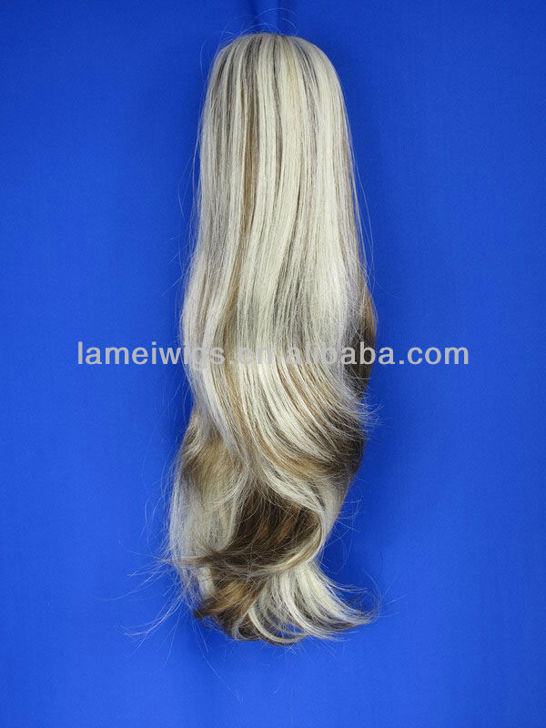 Claw Clip Ponytail PN-0158