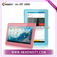 Best Desgin 7inch colorful shell Android tablet pc