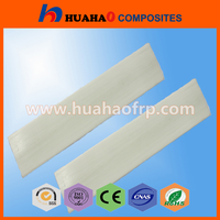 High Strength Fiberglass reinforced plastic sheet Colorful UV Resistant Durable Pultruded