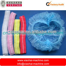 plastic shower cap making machine