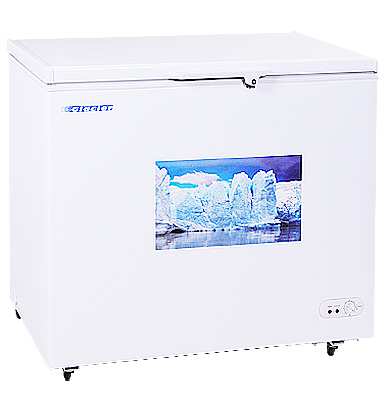 CHEST FREEZER (GLACIER BRAND) BD - 208SG