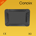 Concox X3 multi-functional id card gps tracker with MIC and speaker for two-way audio