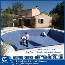 liquid roof material colorful one component polyurethane waterproof coating
