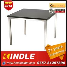 luxury small used restaurant folding dining tables for sale