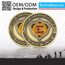 Factory direct ODM OEM personalized money clip coin