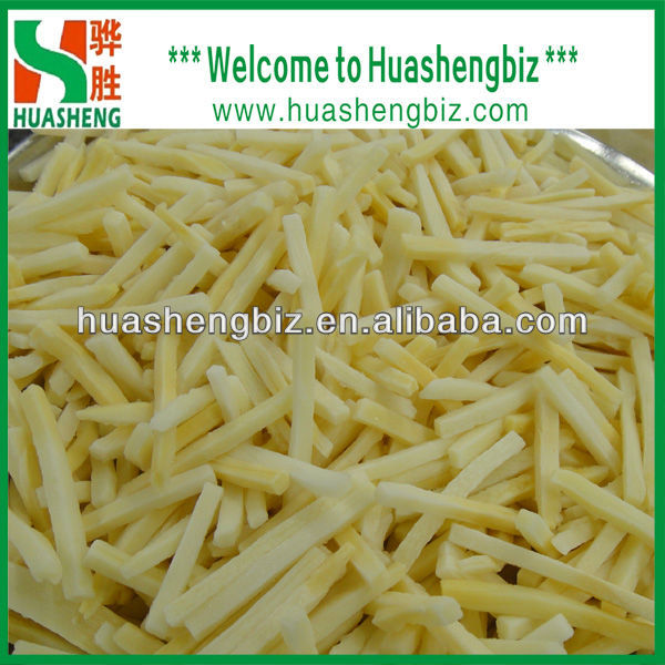 Supply Quick Frozen slice bamboo shoots Price