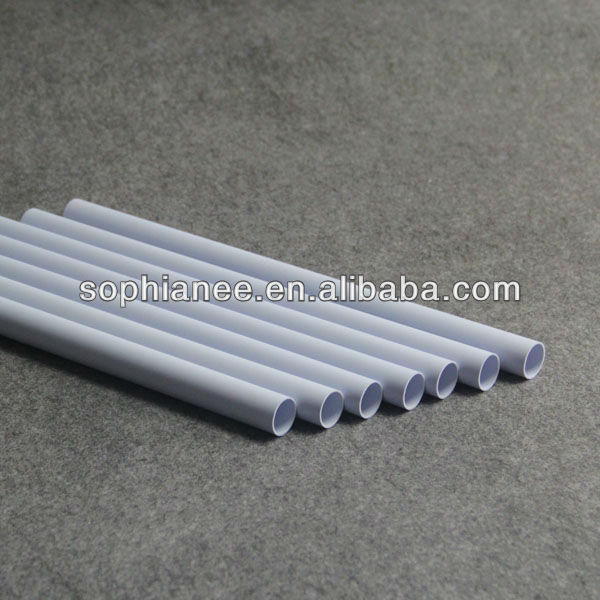Brazil Electrical Durable High Density of PVC Pipes Supply