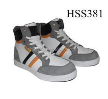 slip resistant wholesale price school canvas safety shoes/safety sneakers