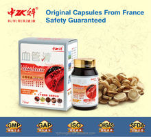 Chinese Herbs High Quality Private Label Blood Vessel Clean Product herbal medicine hypertension