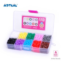 Artkal Mini Educational Toys Perler Beads for Kids and Adults CA10