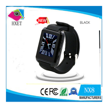 Quality and 2016 New Cheap Price Smart Watch Phone NX8 Brand New Smart Watch Bluetooth Watch NX8