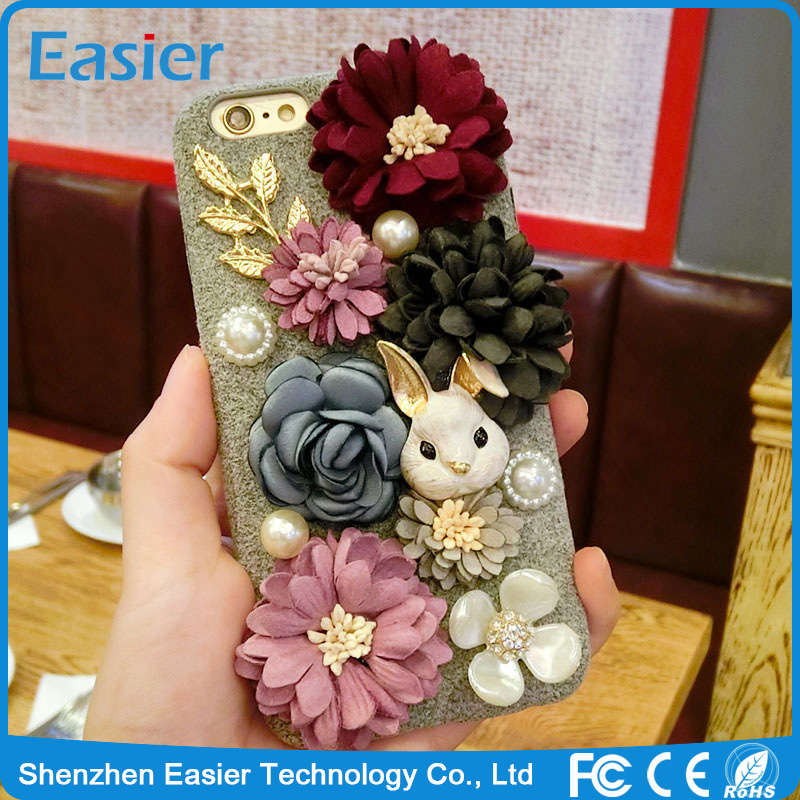 Silicone Printer General Mobile 4G Bag Silicon Phone Case For Iphone 6