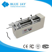 HDT-1K, HDT-500 Double guide rod motorized horizontal compression tensile testing machine