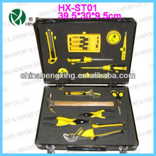 20pcs master mechanic tool sets,empty tool box, electrical mechanical tools box